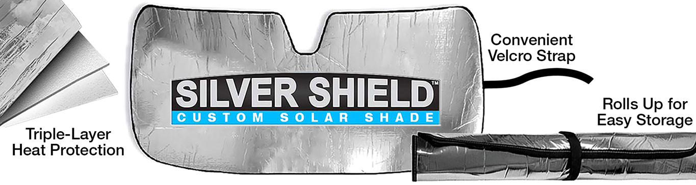 The Shade Retractable Sunshade