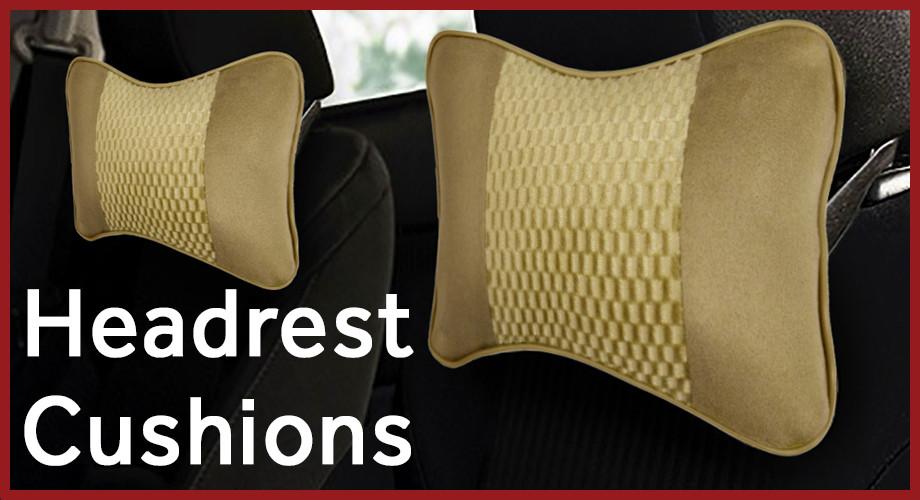 Headrest Cushions