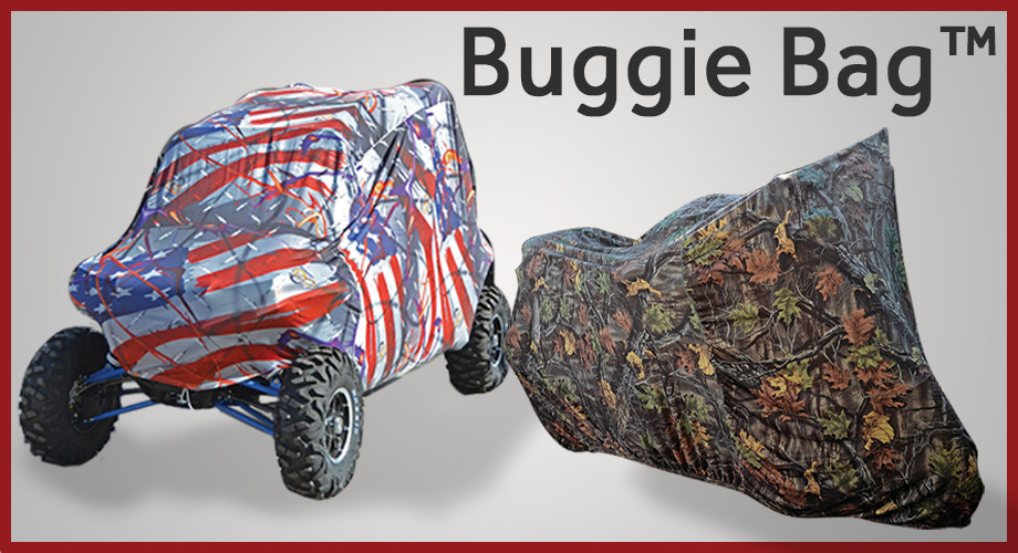 Buggie Bag™ The Ultimate Power Sports Cover