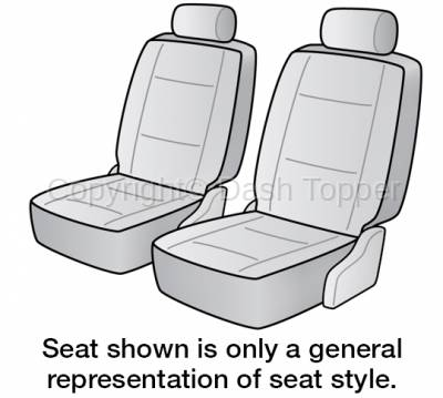 2018 FORD FLEX SEAT COVER FRONT BUCKET
