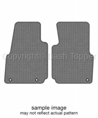 Floor Mats - Endura®Mat Custom Floor Mats - 2020 GMC SIERRA 3500 HD Floor Mats FRONT SET