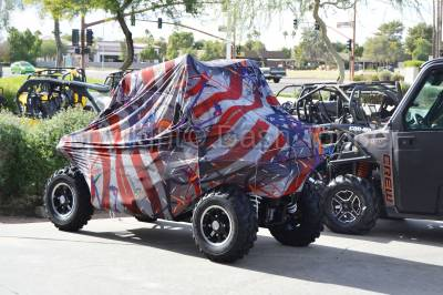 Topcessories - Buggie Bag™ The Ultimate Powersports Cover - Medium Buggie Bag