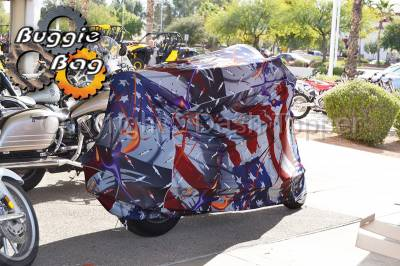 Topcessories - Buggie Bag™ The Ultimate Powersports Cover - Small Buggie Bag
