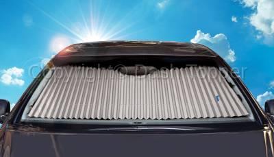 2003 LINCOLN TOWN CAR The Original Sun Shade