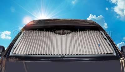 2012 HYUNDAI EQUUS The Original Sun Shade